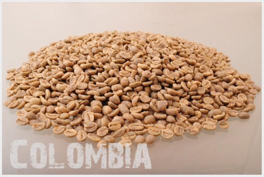 コロンビア コーヒー生豆メイン1