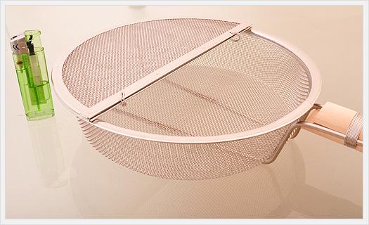 大型焙煎網