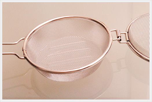 生豆焙煎向き煎り網