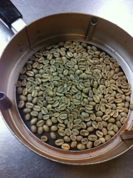 ハワイコナ生豆