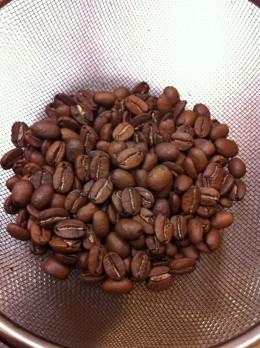 キューバ生豆