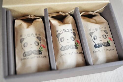 100gコーヒーいろいろ3種類の詰め合わせセット