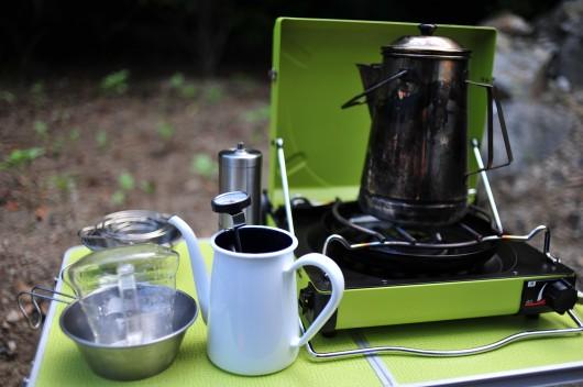 ダイビングコーヒー