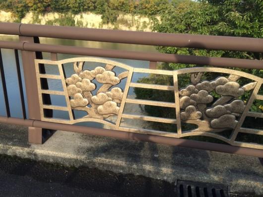 松橋のモチーフ