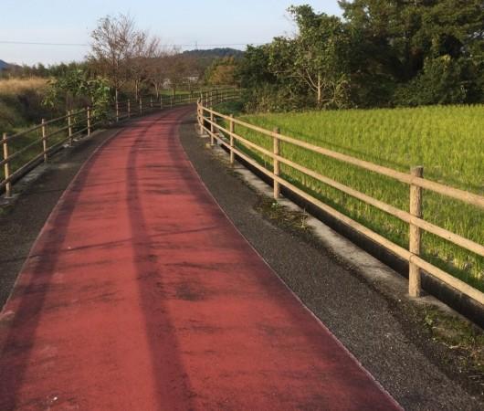 綾川自転車道