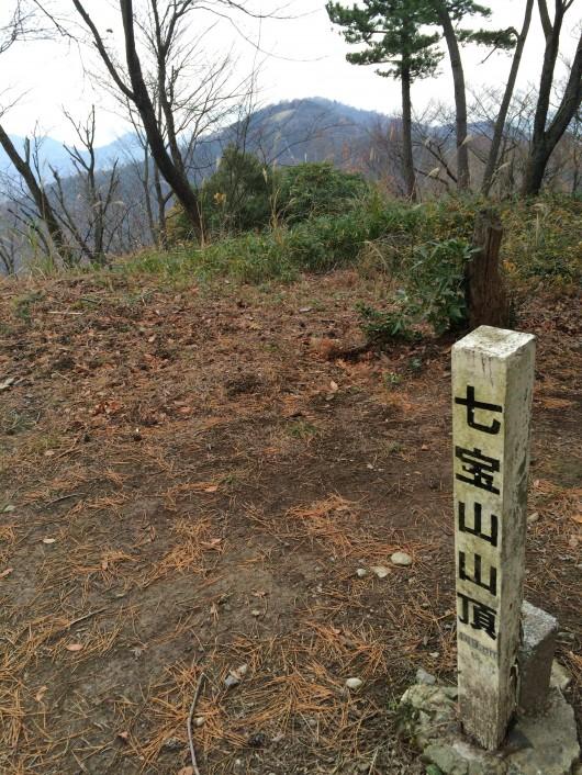 七宝山449m