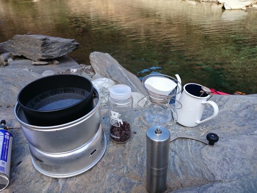 川コーヒー