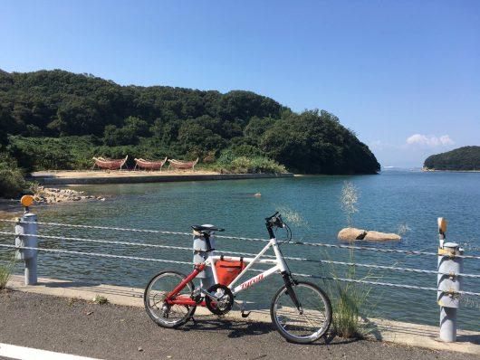 本島サイクリング