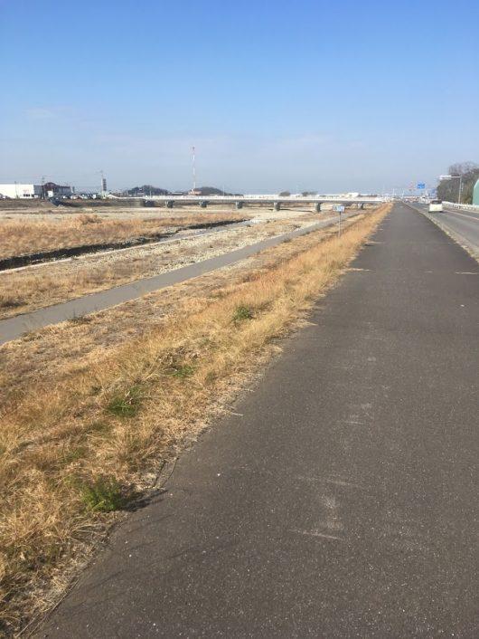 土器川自転車道