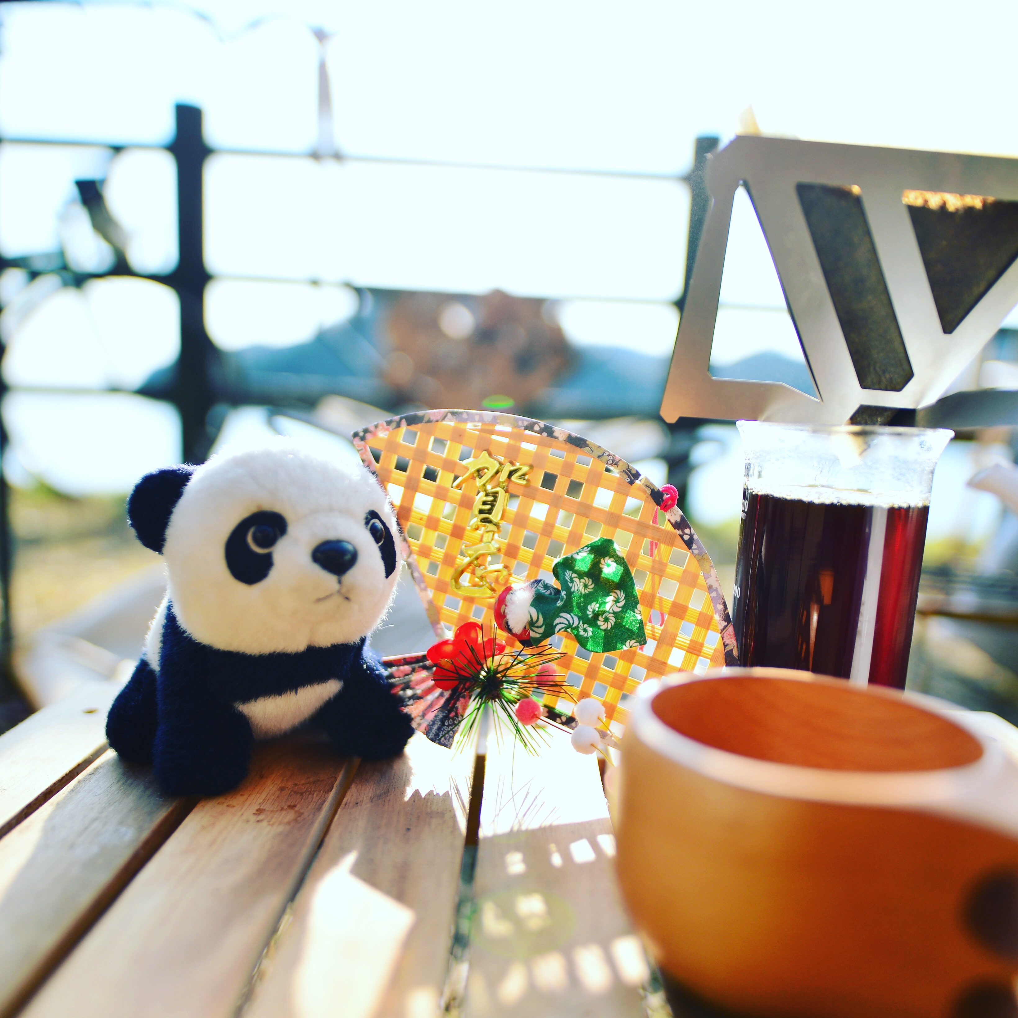 パンダコーヒー