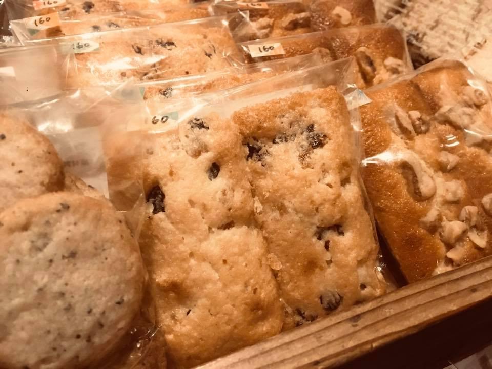 クッキー入荷